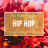 Hip Hop for Kids 7-8 Yrs