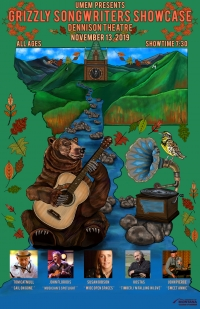 Grizzly Songwriter Showcase