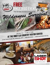 RMEF Kid's Event