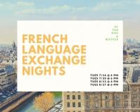 French Language Exchange Night