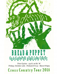 Bread and Puppet Rebellion Circus