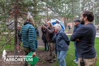 Arboretum Tour with Focus on Montana Conifers