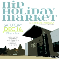 Hip Holiday Market