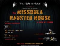 The Missoula Haunted House