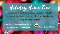 Watson Children's Shelter Holiday Home Tour