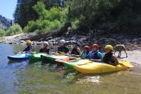 Introduction to Whitewater Kayaking