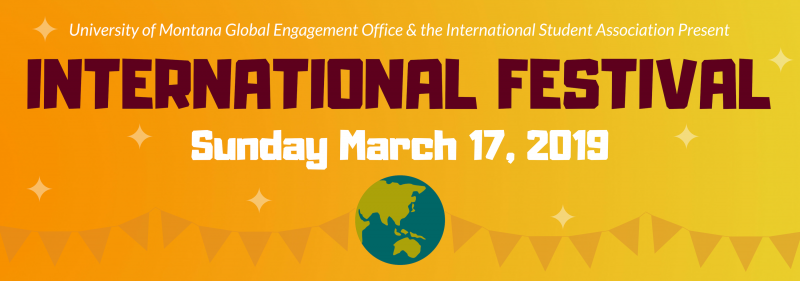 International Festival at the University of Montana