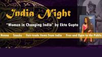 India Night with Ekta Gupta