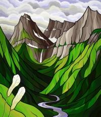 "Artists Shop-""Familiar Landscapes"" - James Weikert"