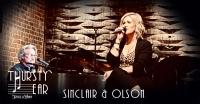 Thursty Ear Live Music - Sinclair Olson Duo
