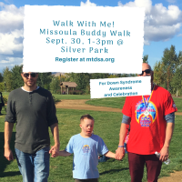 Missoula Buddy Walk