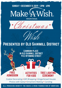 Christmas Wish - Make-A-Wish Community Carnival and Fundraiser
