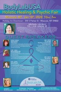 Holistic Healing & Psychic Fair