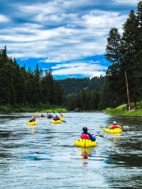 Teen Whitewater Skills Camp: Raft, Kayak, Surf