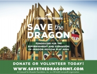 Volunteer to Save the Dragon!