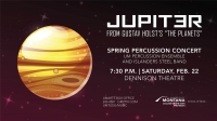 Spring Percussion Concert - Jupiter