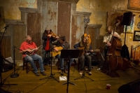Gypsy Jazz at Wave & Circuit