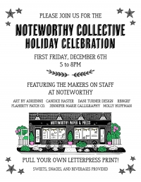 Noteworthy Collective Holiday Celebration