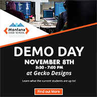 Montana Code School Demo Day: Missoula