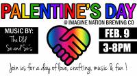 Palentine's Day at Imagine Nation Brewing Co.