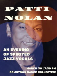 Patti Nolan: An Evening of Spirited Vocal Jazz