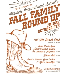 Fall Family Round Up for Missoula International School
