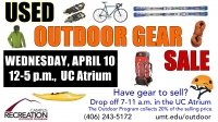 Used Outdoor Gear Sale