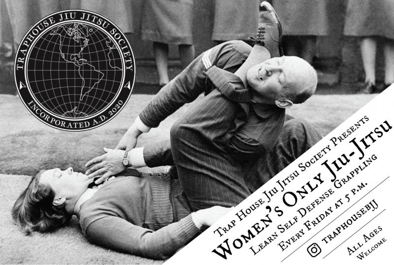 Women's Only Jiu Jitsu