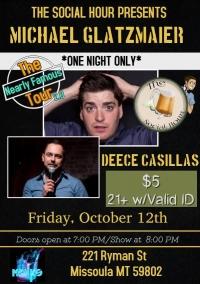 The Social Hour Comedy Night