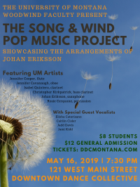The Song & Wind Pop Music Project