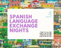 Spanish Language Exchange NIght