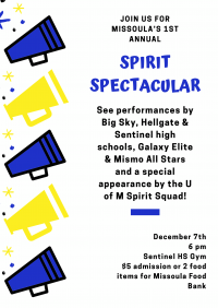 Missoula's 1st Annual Spirit Spectacular