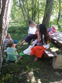 Summer Classes: Art Within Nature