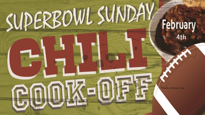 Super Bowl Sunday Chili Cook Off 02 04 2018 Lolo Montana