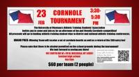 UMATSA Cornhole Tournament