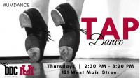 Tap Dance Class for Adults