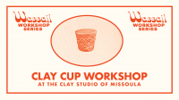 Wassail Clay Cup Workshop
