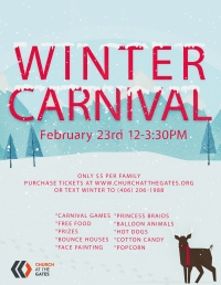 Winter Carnival - Family Fun Day!