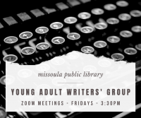 Middle School Writers Group