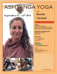 Ashtanga Yoga with Randa Chehab