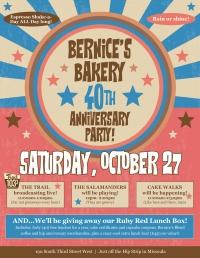 Bernice's Bakery 40th Anniversary Party