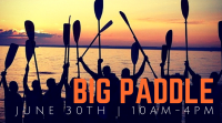 The Big Paddle at Frenchtown Pond State Park