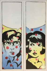 Painting:  Pop Art Yourself