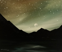 """First Friday: """"Under the Stars"""" By Laura Blue Palmer"""