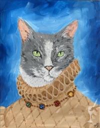 Painting:  Paint Your Pet