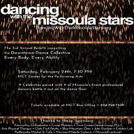 Dancing With The Missoula Stars 2018