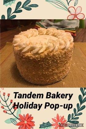 Tandem Bakery Holiday Pop-up