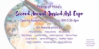 Frame of Mind's Second Annual Juried Art Expo
