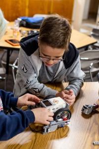 2021 First Lego League/First Tech Challenge Boot Camp