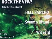Rock the VFW!